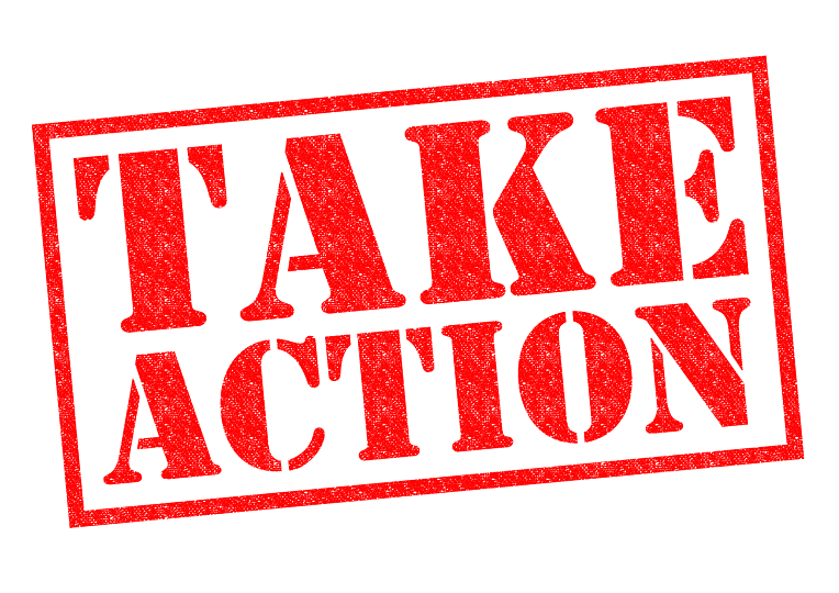 #TakeAction
