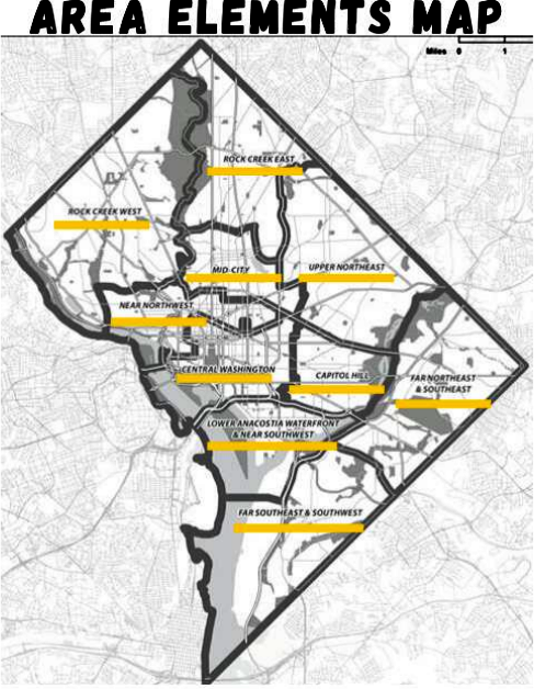 Area Elements of the Comprehensive Plan
